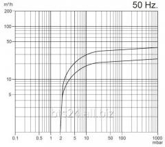 BYVP-040/1.1 - масляный вакуумный насос