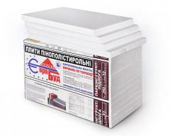 Polyfoam for a heat-insulated floor