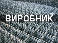 Сітка для армування бетону