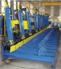 Press hydraulic horizontal PS-ASTRA-PPG-250