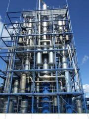 Завод по производству альтернативных видов топлива, биоэтанола