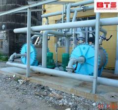 Проектирование завода по производству спирта (этанола)