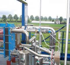 Проектирование завода по производству биоэтанола