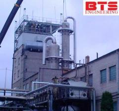 Строительство биоэтанольного завода мощностью 3000 дал