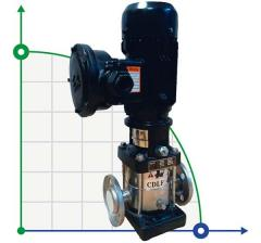 Днище для насоса 1000953 SM (GZA) 80-65-125/4.0