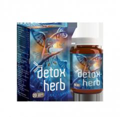 Detoxherb (Detokskherb) - Kapszulák paraziták