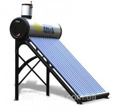 Гелиосистема: Солнечный коллектор термосифонный