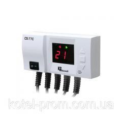 Терморегулятор KG-Elektronik CS-77C C.O.