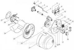 Комбинированные электроды Giersch RG30