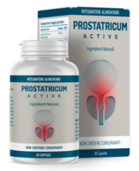 Prostatricum פעיל (Asset Prostatikum) - דלקת בערמונית קפסולות