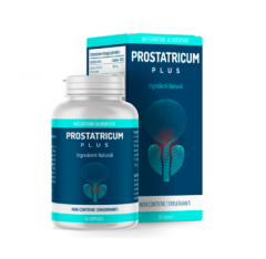 Prostatricum פלוס (Plas Prostatikum) - קפסולות הערמונית