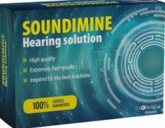 Soundimine (Саундимин) — капсулы для улучшения слуха