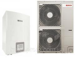 Тепловой насос воздух-вода Bosch Compress 3000