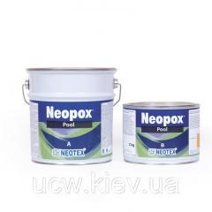 Двухкомпонентное эпоксидное покрытие NEOPOX POOL 2930 (1533) sky blue