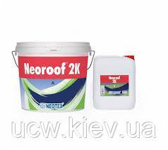 Грунтовка NEOROOF 2K white A+B 35 кг (25A+10B)
