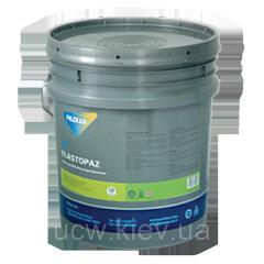 Битумно-полимерная жидкая мембрана на водной основе Elastopaz 18 кг (16.5 кг + 1.5 кг)