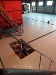 Самовирівнююче покриття підлоги Цемезіт УР НЛ