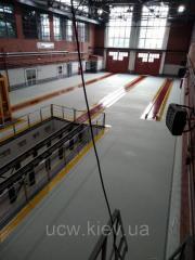 Самовирівнююче тонкошарове покриття підлоги Цемезіт УР 15