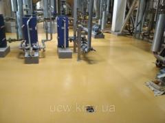 Полімермінеральне товстошарове покриття підлоги Цемезіт УР 69
