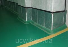 Полімермінеральне покриття підлоги Цемезіт УР 69 Vertical