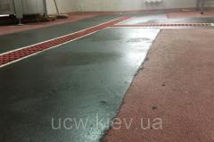 Полімермінеральне покриття підлоги Цемезіт...