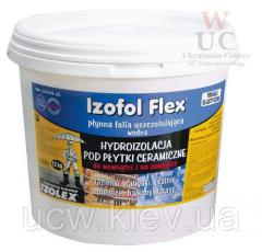 Полимерная гидроизоляционная мембрана IZOFOL FLEX