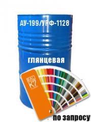 Фарба Емаль алкідна атмосферостійка АУ-199 / УРФ-1128, глянцева