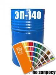 Фарба Двохкомпонентна епоксидна емаль для кольорових металів ЕП-140