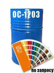 Фарба Емаль органосилікатна ОС-1203