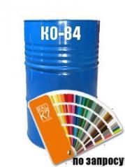 Фарба емаль кремнійорганічна термостійка КО-84