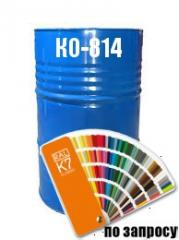Фарба Емаль кремнійорганіча термостійка КО-814
