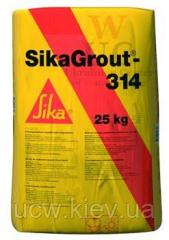 Подливочный, анкерующий, раствор на цементной основе Sikagrout-314