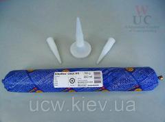 Герметик для заделки швов деревянных полов террас палуб Sikaflex -290i DC 600 мл