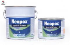 Эпоксидная краска NEOPOX SPECIAL WINTER