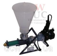 Электрический шнековый насос IZOPRESS 600S