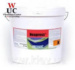Проникающая гидроизоляция NEOPRESS (серая/бел