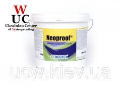 Эластичная гидроизоляция NEOPROOF