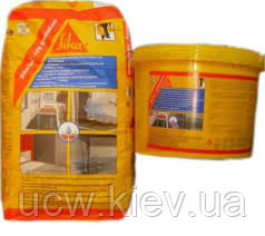 Гидроизоляция на цементной основе SikaTop®-10