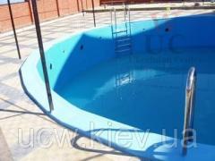 Материалы для бассейнов