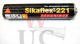 Клей Sikaflex®-252,  черный 600 мл