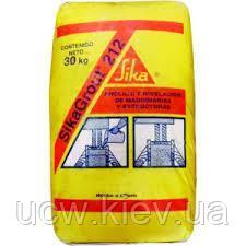 Однокомпонентный подливочный и анкерующий раствор на цементной основе SikaGrout®-212 25,00