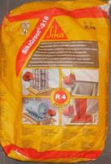 Однокомпонентный подливочный и анкерующий раствор на цементной основе SikaGrout®-318 25,00