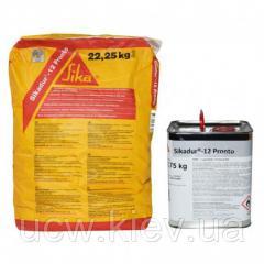 Раствор для подливки и анкеровки при отрицательных температурах Sikadur®-12 Pronto(A) 2,75