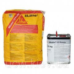 Раствор для подливки и анкеровки при отрицательных температурах Sikadur®-12 Pronto(B) 22,25
