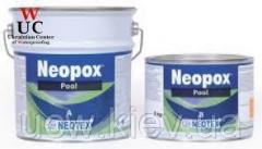 Двухкомпонентное эпоксидное покрытие NEOPOX W