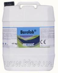 Гидроизоляционная и пластифицирующая добавка для бетонов BAROFOB 17 кг