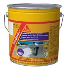 Двухкомпонентная жидкая мембрана Sikalastic-822 35 кг