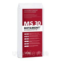 Сульфастойкая смесь BOTAMENT MS 30 25 кг