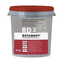 Двухкомпонентный герметик BOTAMENT RD 2 The...