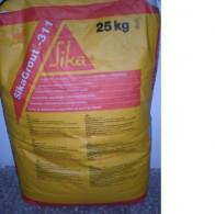 Однокомпонентный подливочный и анкерующий раствор на цементной основе SikaGrout®-311 25,00